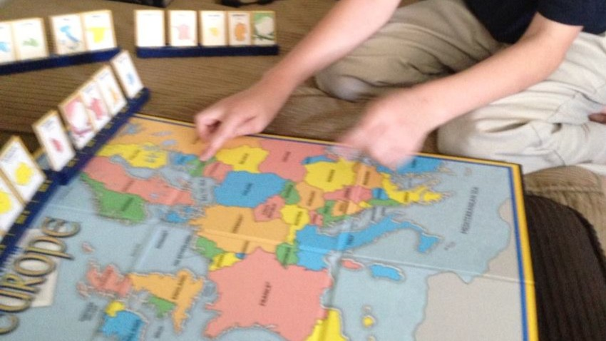 Top 5 Board Games to Play with your Kids