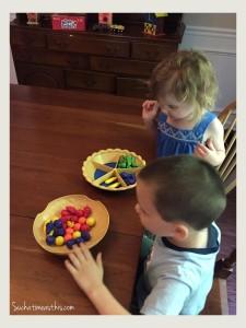 homeschooling preschoolers busy box