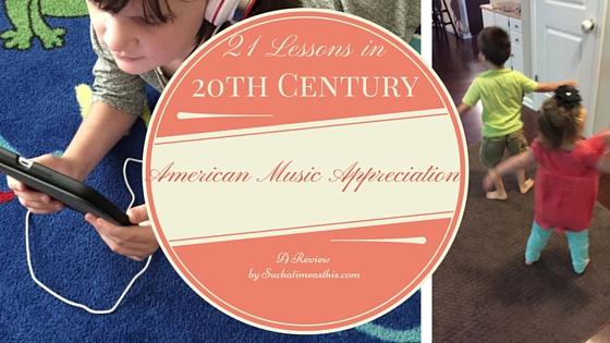 My Review of 21 Lessons in 20th Century Music Appreciation
