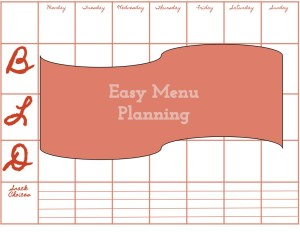 eat healthy meal plan