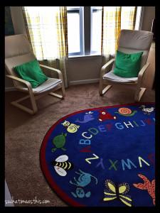 homeschool room Ikea