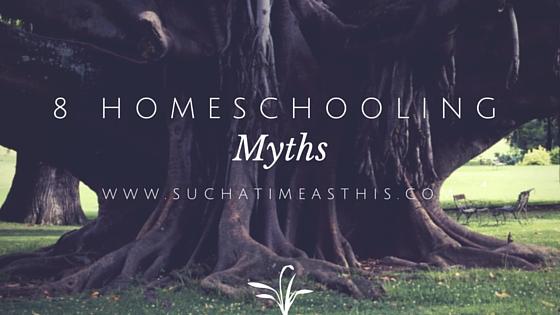 8 Homeschooling Myths