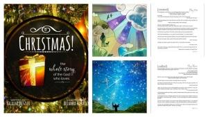 Christmas Advent Book