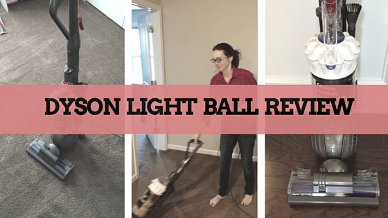 Dyson Light Ball Vacuum {Review}