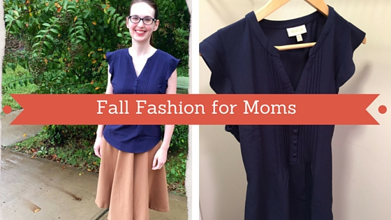 Fall Style for Moms