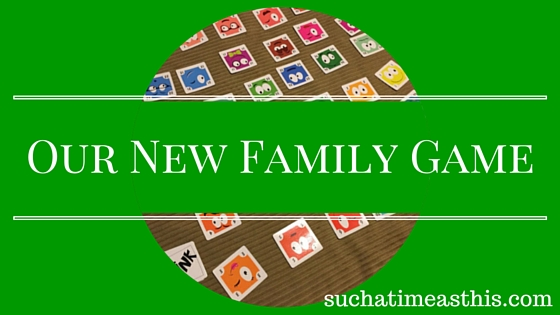 Wink –  One of Our New Family Games