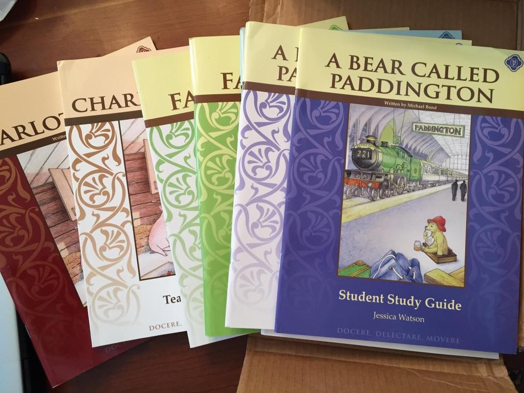 Third Grade Memoria Press