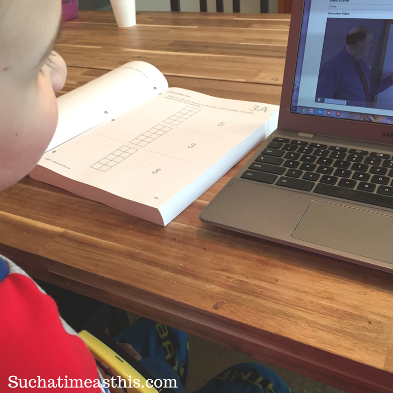 Math U See Primer Digital Pack, homeschool math