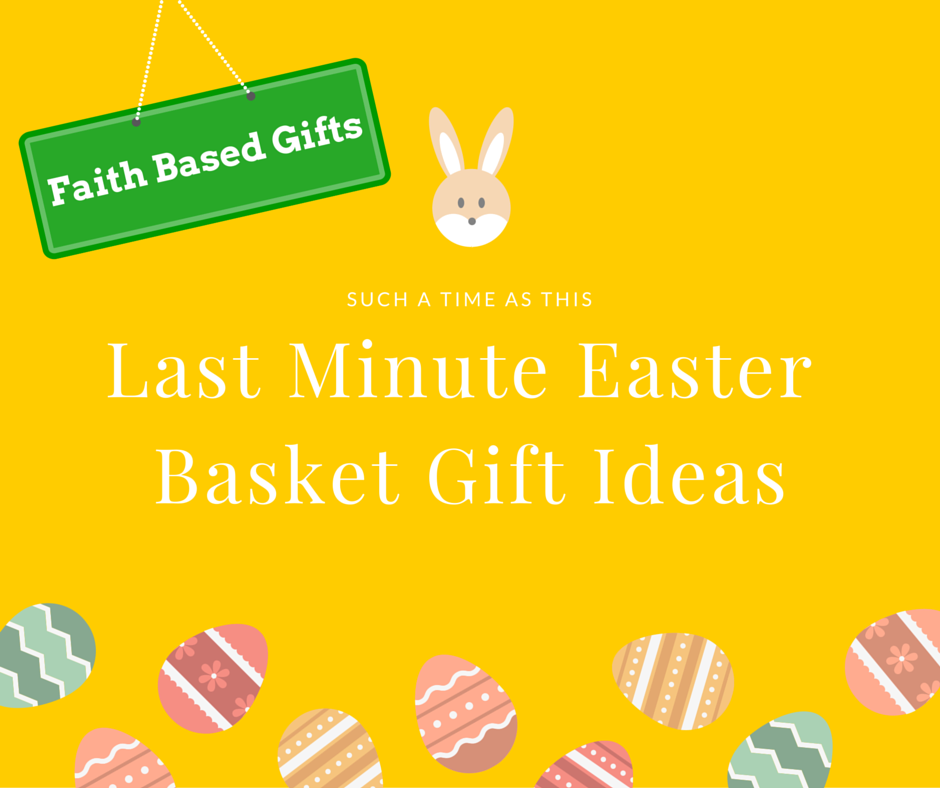 Faith Based Easter Present Ideas