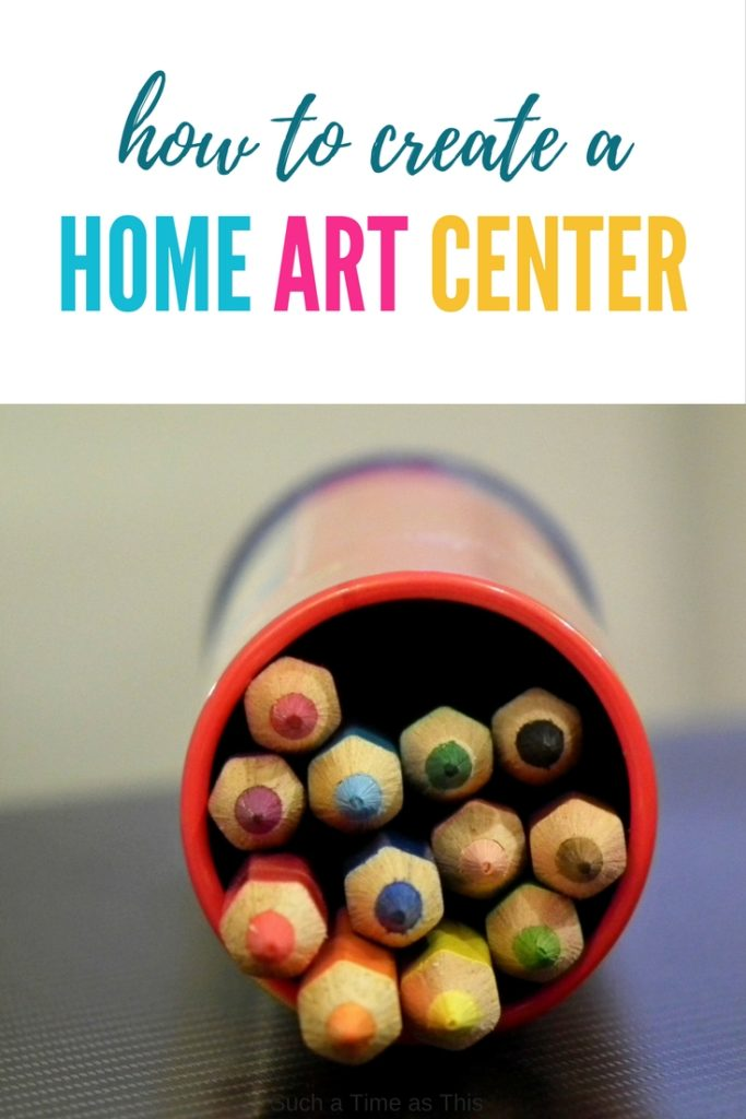 home art center homeschool art