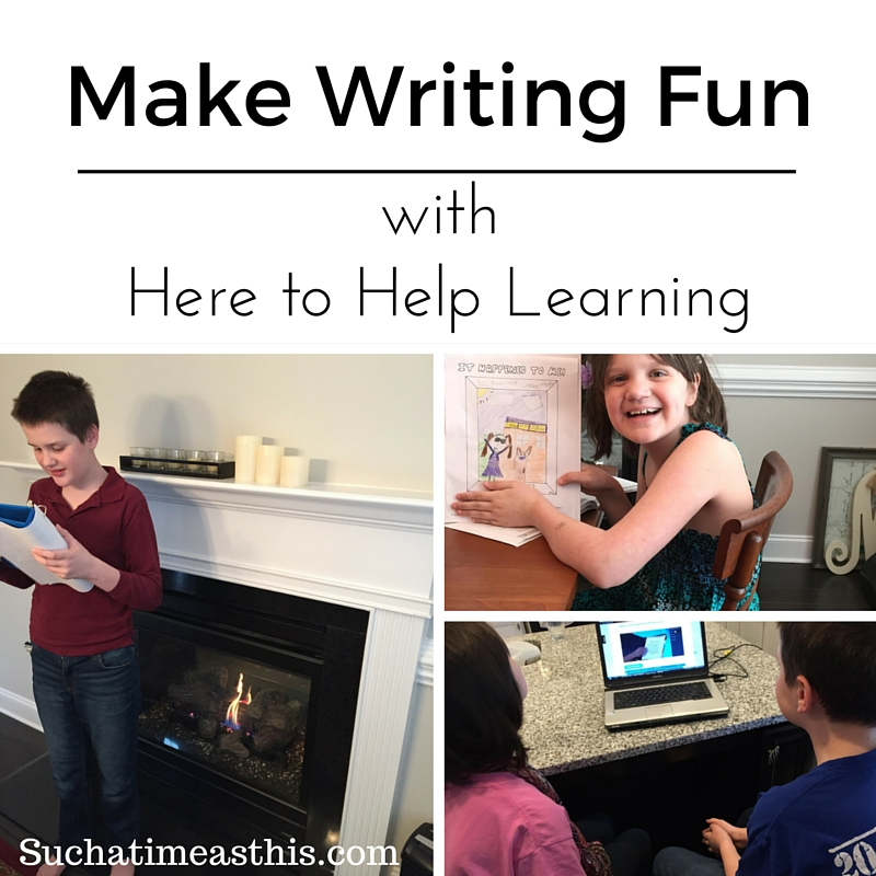 Make Writing Fun {Review}