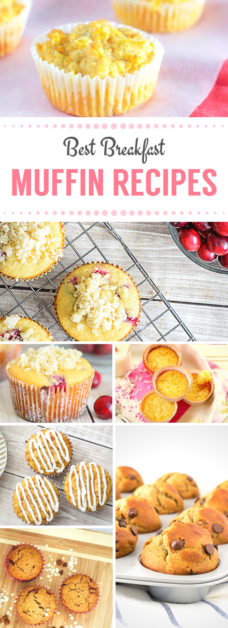 50 Scrumptious Breakfast Muffin Recipes