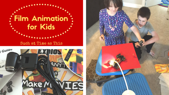 Are your kids interested in film animation? {Review}