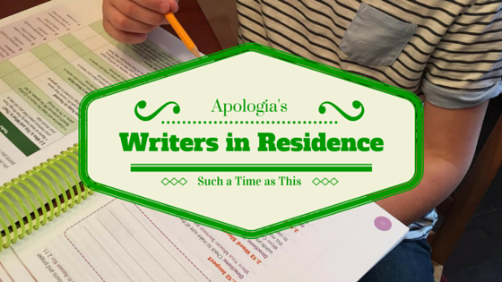 Apologia's Writers in Residence – Writing & Language Arts {Review}