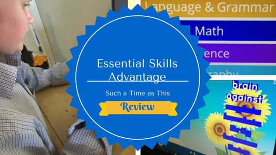 Essential Skills Advantage {Review}