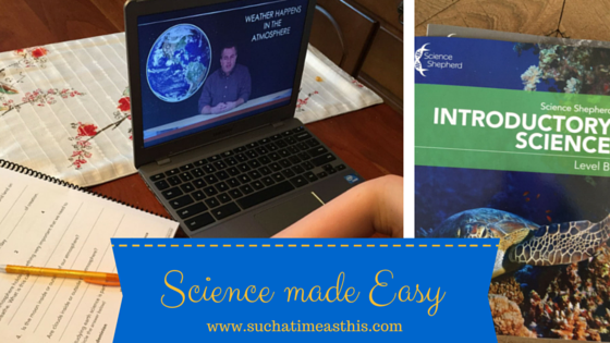 Science made Easy Science Shepherd {Review}