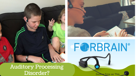 Help for Auditory Processing Disorder – Forbrain {Review}