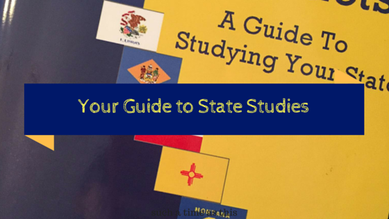 State: The Facts, State Study {Laurelwood Books Review}
