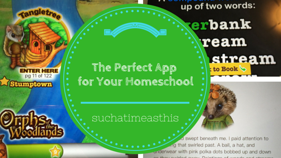 Orphs of the Woodlands – The Perfect App for Your Homeschool {Review}