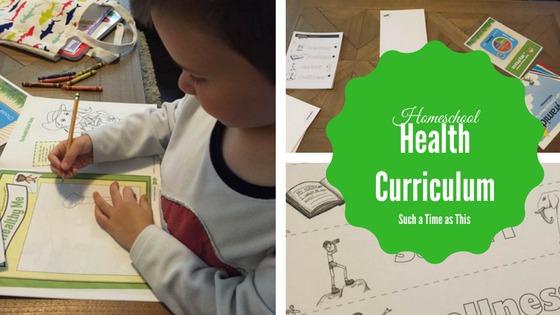 Homeschool Health with Way Comes Home {Review}