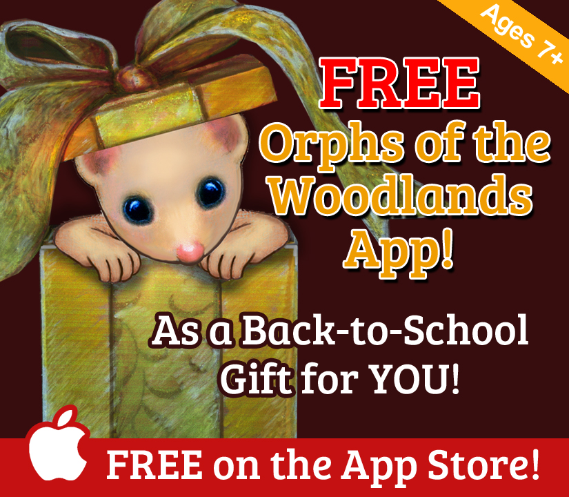 Orphs of the Woodlands – FREE – Hurry!