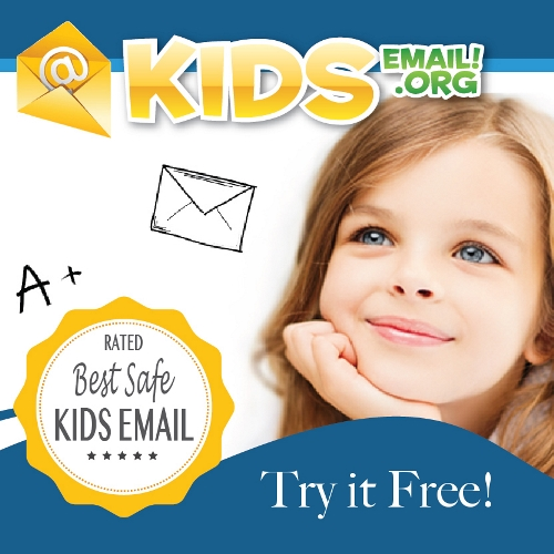 Need a Kid Friendly Email? KidsEmail.org Review