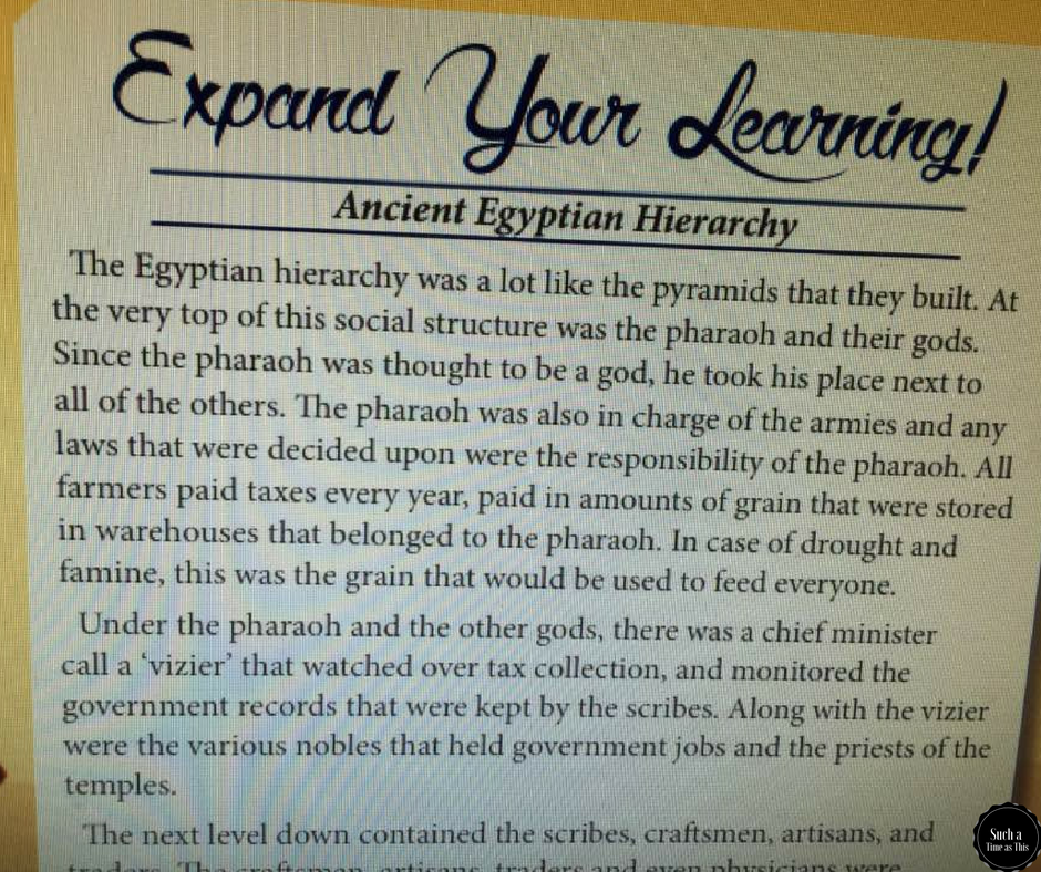 ancient Egypt Heirloom Audio
