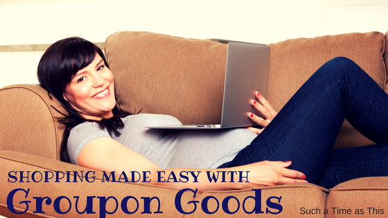 Shopping Made Easy with Groupon Goods