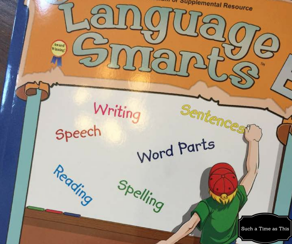 language smarts language arts