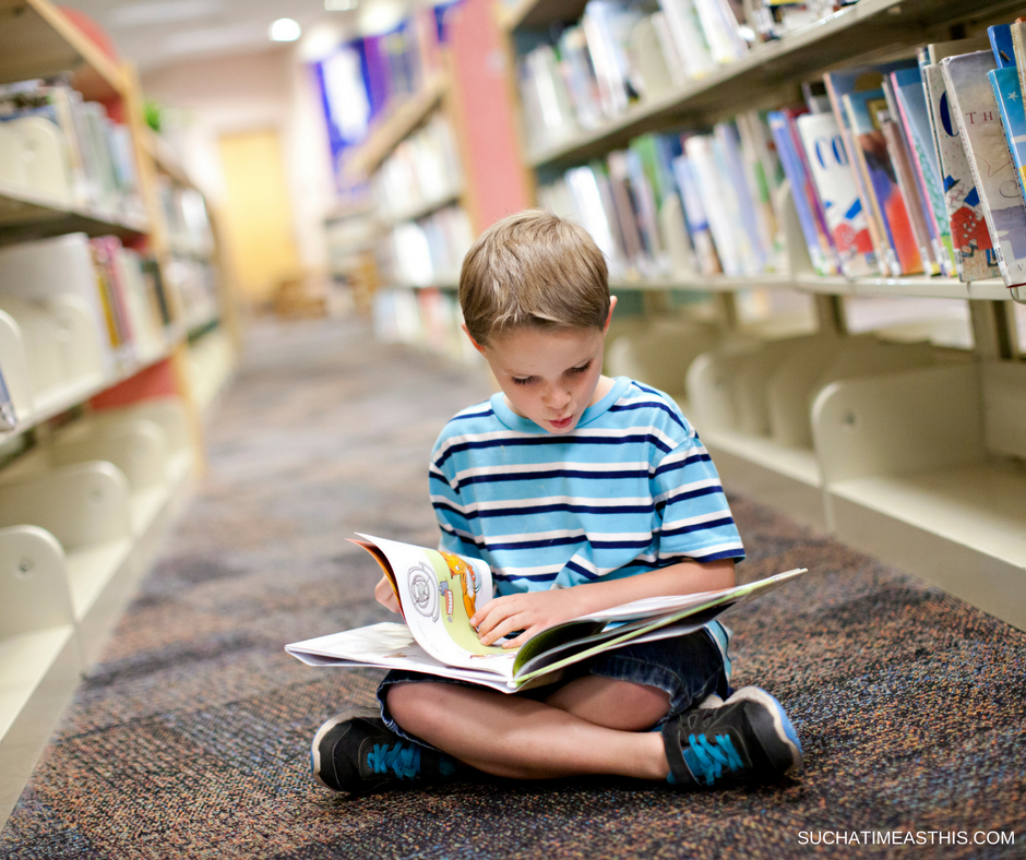 How to Help Children Find Books They Will Love