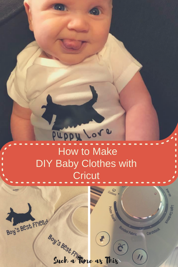 Cute DIY Baby Clothes and Bibs