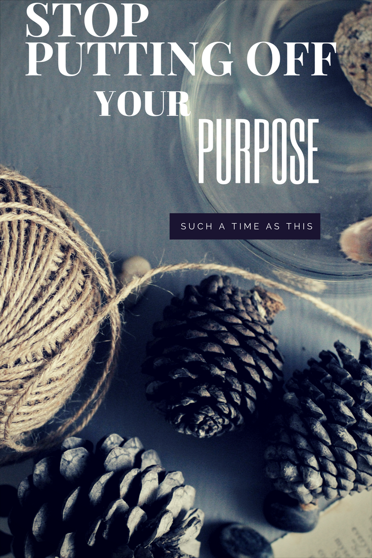 What is Stopping YOU from Pursuing Your Purpose?