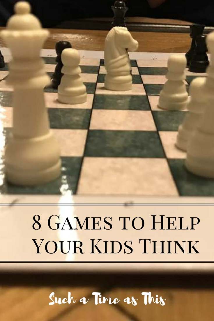 games that will make you think