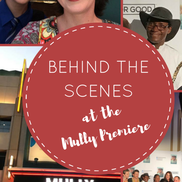 Behind the Scenes at the Mully Movie Premiere