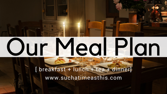 Are you sick and tired of not having dinner on the table?