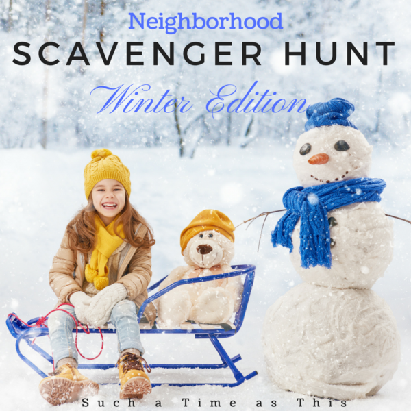 How to Have a Simple Scavenger Hunt Your Child will Adore