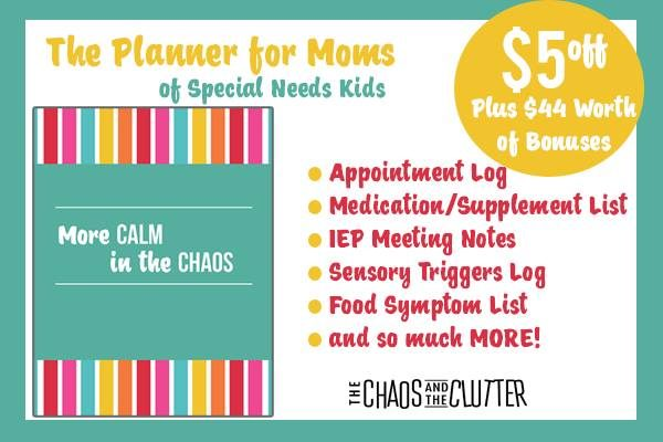 Are you a Mom of Special Needs Kids? You need to see this…