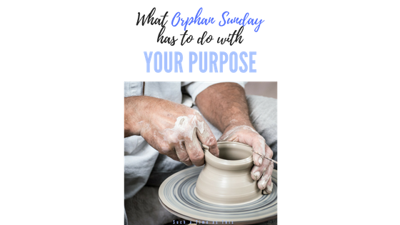 What a Sunday in November has to do with Your Purpose