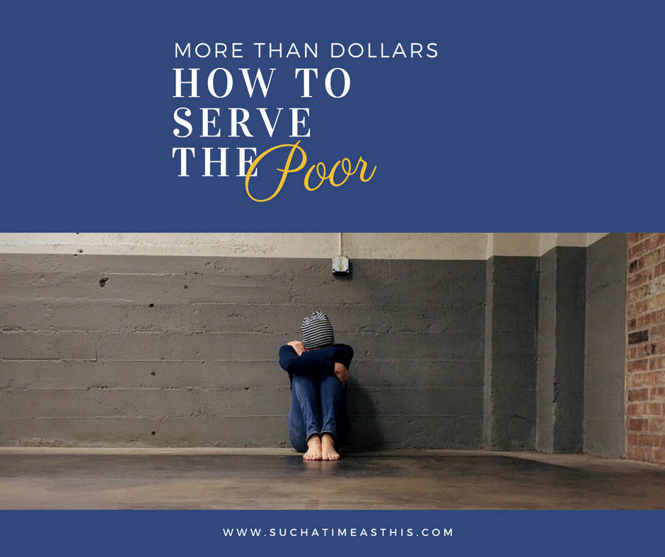 serve the poor