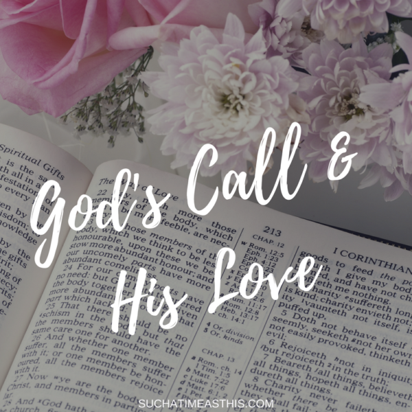 11 Lessons Learned This November about our Calling & Christ's Love