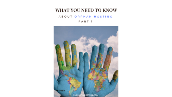 Find out what you need to know about Orphan Hosting
