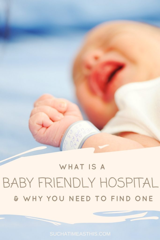 baby friendly hospital