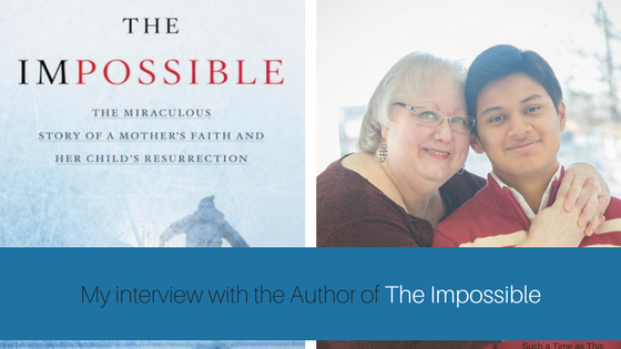 My Interview with the Author of the Amazing True Story: The Impossible
